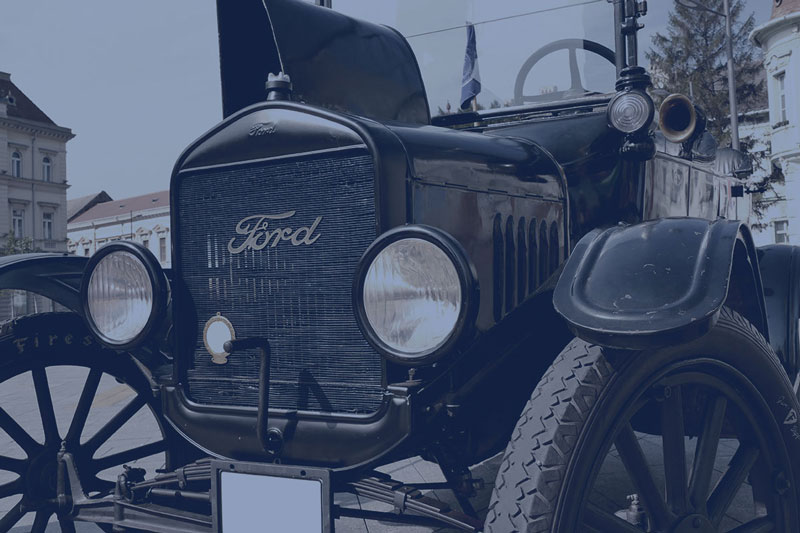 Henry Ford optimized the assembly line process