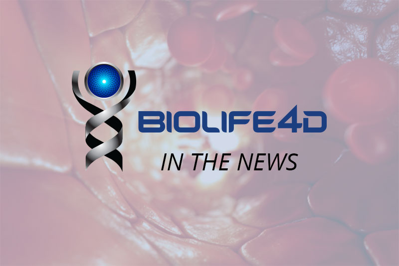 BiolifeD Appoints Texas Heart Institute Surgeon Dr Jeffrey